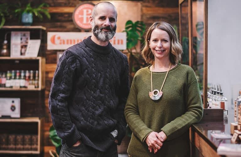 Ben And Kate Marston