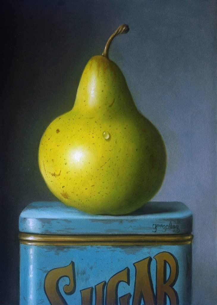 Sweet Pear X George A Gonzalez